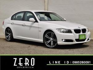 BMW 3シリーズ 320i 後期モデル/プッシュスタート/スマートキー/HDDナビ/DVD再生/イカリング/フォグHID/ミラーETC/CD /パワーシート/オートライト/HID/タイミングチェーン