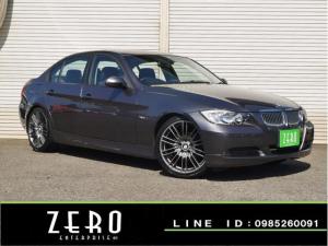 BMW 3シリーズ 320i ダウンサス 19インチアルミ HDDナビ パワーシート ETC キーレス CD