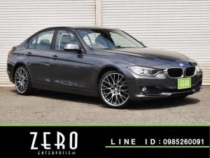 BMW 3シリーズ 320i スポーツ コンフォートアクセス/純正HDDナビidrive/バックカメラ/純正キセノンヘッドライト/ETC内蔵ミラー/17インチアルミ/パワーシート/正規ディーラー車/取説保証書