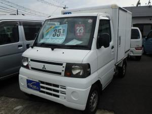 三菱 ミニキャブトラック Vタイプ 保冷車 エアコン パワステ 5MT