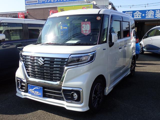 九州運輸局長指定自動車整備工場を完備しております! スマートキー・・プッシュスタート・TV・CD・DVD・電動格納ミラー
