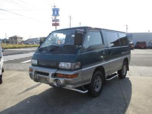 三菱 デリカスターワゴン 4WD 5MT