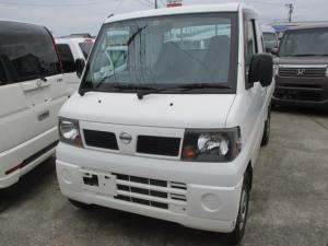 日産 NT100クリッパートラック  キングキャブ4WD エアコンパワステ