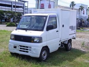 三菱 ミニキャブトラック 冷凍車 4WD 5速ミッション エアコン