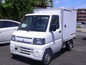 三菱 ミニキャブトラック 冷凍車 5速ミッション エアコン パワステ