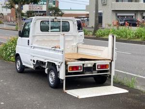 ホンダ アクティトラック SDX AC 5速MT 軽トラック 垂直落下式パワーゲート
