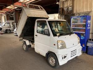 三菱 ミニキャブトラック  4WD 軽トラック 5速MT ダンプ エアコン
