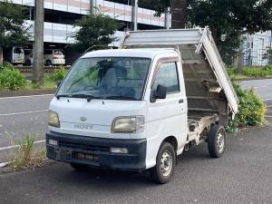 ダイハツ ハイゼットトラック ローダンプ 4WD ダンプ 5速MT