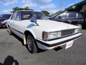 トヨタ クレスタ スーパールーセントGX61 ワンオーナー パワステ エアコン