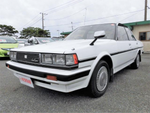 トヨタ クレスタ スーパールーセント 71クレスタ 純正5速MT 熊本59ナンバー タイミングベルト交換済