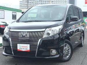 トヨタ エスクァイア Gi アルパインSDナビ バックモニター 後席モニター ETC 両側電動スライドドア LEDヘッドライト