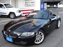 BMW/BMW Z4 ロードスター2.5i 黒革 シートヒーター