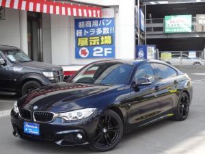 BMW 4シリーズ 420iグランクーペ MSP 軽減ブレーキ 延長保証対象車