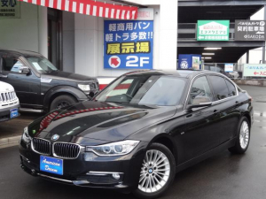 BMW 3シリーズ 320dブルーパフォーマンス ラグジュアリー 延長保証対象車