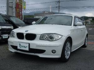 BMW 1シリーズ 118i プッシュスタート 社外ワンセグナビ ETC