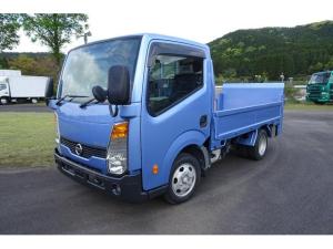 日産 アトラストラック 1.5t 平ボデー・P/G付き