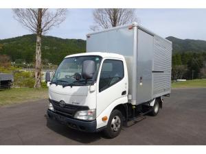 トヨタ ダイナトラック  2t・ショート・アルミバン
