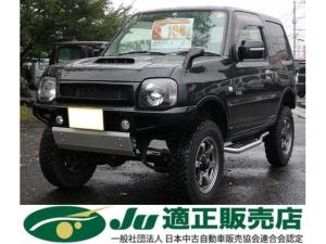 スズキ ジムニー クロスアドベンチャー ターボ 4WD リフトアップ アルミ
