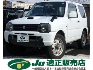 スズキ ジムニー XG 4WD ターボ ナビTV DVD キーレス ETC