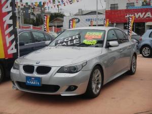 BMW 5シリーズ 525i Mスポーツパッケージ HDDナビ グー鑑定車