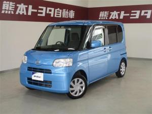 ダイハツ タント X 純正ナビ・ETC・片側電動ドア・ワンオーナー車
