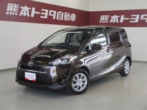 トヨタ シエンタ X 社用車UP・衝突回避支援・純正ナビ・シートヒーター