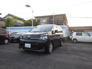 トヨタ ヴォクシー X HDDナビフルセグTV ワンオーナー 片側電動ドア