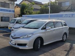 トヨタ ウィッシュ 1.8X ワンオーナー車 メモリーナビ地デジ キーレス CD