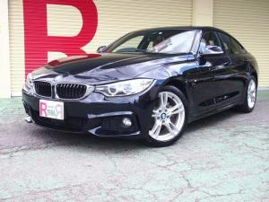 BMW 4シリーズ 420iグランクーペ Mスポーツ HDD Bカメラ 衝突軽減