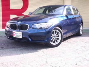 BMW 1シリーズ 118i 後期モデル 1.6ターボエンジン 8速オートマ 8.8型純正HDDナビ DVD バックカメラ バックソナー ETC内蔵ルームミラー スマートキー EGプッシュ アイドリングストップ  純正16AW