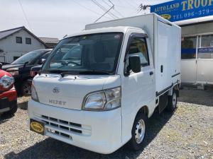 ダイハツ ハイゼットトラック  冷蔵冷凍車 4WD 5速マニュアル エアコン パワステ 片側スライドドア