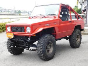 トヨタ ランドクルーザー70 リフトアップ 4WD センターデフロック 16AW 5MT