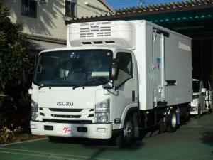 いすゞ エルフトラック  冷凍車 2t積載 オートマ SDナビ ETC キーレス デジタルインナーミラー