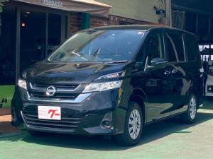 日産 セレナ X VセレクションII SDナビ バックカメラ Bluetooth接続 両側パワースライドドア インテリキー 8人乗り エマージェンシーブレーキ