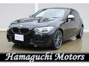 BMW 1シリーズ M135i 純正ナビ バックカメラ付