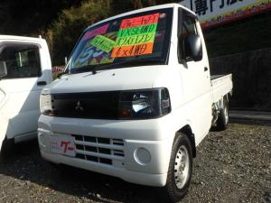 三菱 ミニキャブトラック VX-SE エアコン パワステ Wエアバック