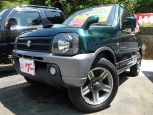 スズキ ジムニー ランドベンチャー 4WD ターボ ハーフレザーシート フォグ