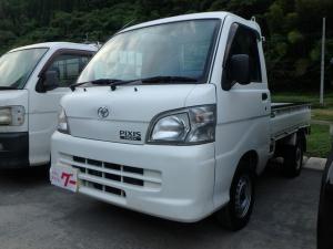 トヨタ ピクシストラック  4WD エアコン パワステ 5速ミッション 純正ラジオ