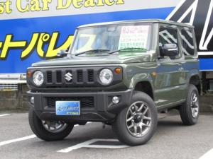 スズキ ジムニー XC スズキセーフティサポート LEDオートライト ガラス&ボディコーティング付き 届出済み未使用車