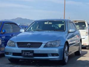 トヨタ アルテッツァジータ AS200 Zエディション HDDナビ フルセグ DVD再生 純正17インチアルミ HIDライト ETC オートエアコン