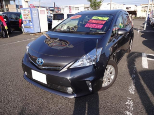 トヨタ プリウスアルファ S ナビ・TV・CD・SD・Bluetooth・バックカメラ・ETC