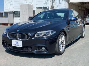 BMW 5シリーズ 528i Mスポーツ 左ハンドル サンルーフ 液晶メーター
