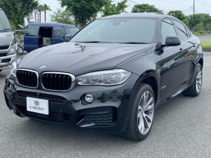 BMW X6 xDrive 35i Mスポーツ セレクトパッケージ 禁煙車