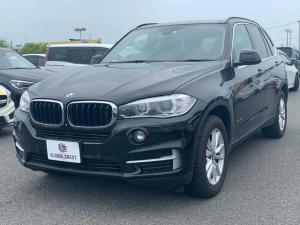 BMW X5 xDrive 35d ナイトビジョン ブラックレザー7人乗り