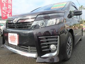 トヨタ ヴォクシー ZS Wパワスラ スーパーCVT LEDライト ナビTV