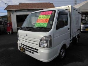 スズキ キャリイトラック KCエアコン・パワステ 冷蔵冷凍車