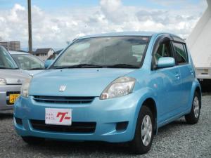トヨタ パッソ X ナビTV キーレス コラムAT 電格ミラー 現状販売車