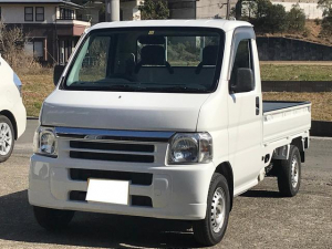 ホンダ アクティトラック SDX 4WD エアコン パワステ 車検令和3年12月