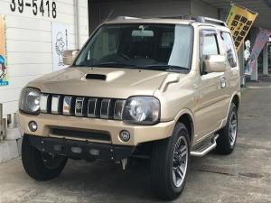 スズキ ジムニー ワイルドウインド 16インチAW 4WD オートマ車