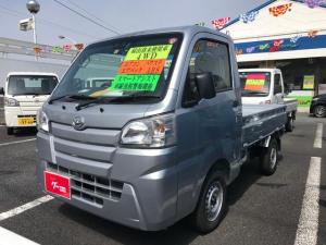ダイハツ ハイゼットトラック スタンダードSAIIIt 4WD エアコン パワステ